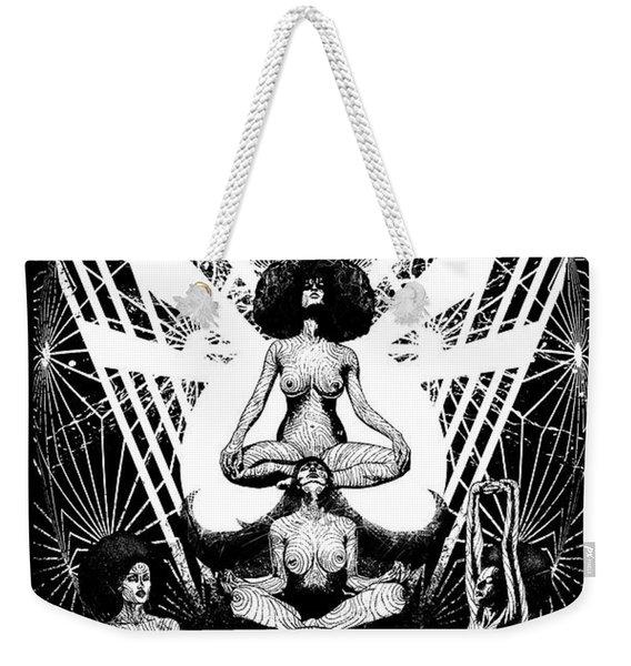 Endowment Of The Feminin Weekender Tote Bag