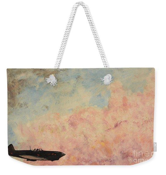 Enemy Of Nature Weekender Tote Bag