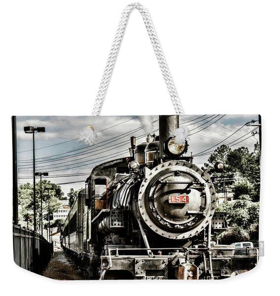 Engine 154 Weekender Tote Bag