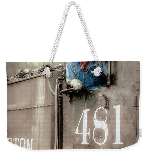 Engineer 481 Weekender Tote Bag