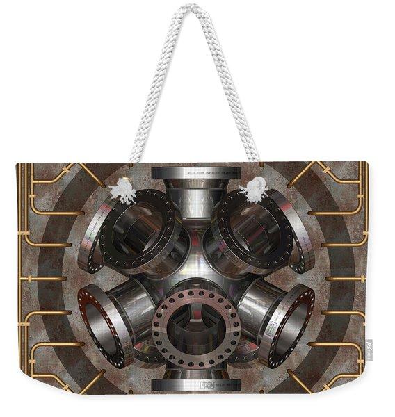 Engineering In Transition - Amcg20160810 Weekender Tote Bag