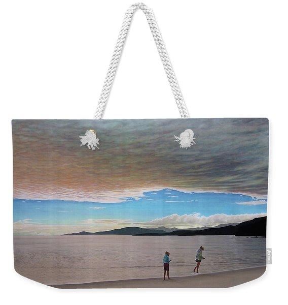 English Bay Vancouver Weekender Tote Bag