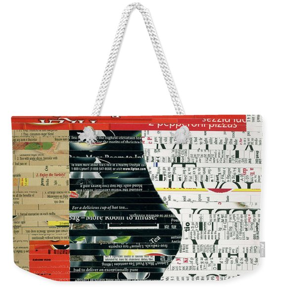 Enjoy The Variety Weekender Tote Bag