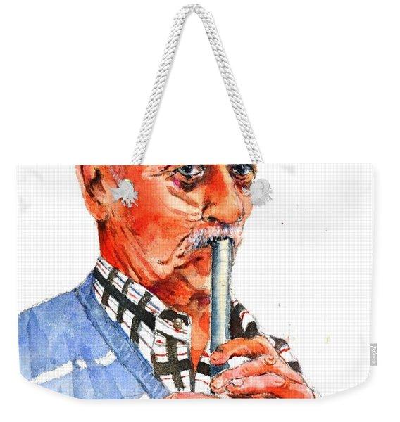 Enjoyable Moment Weekender Tote Bag