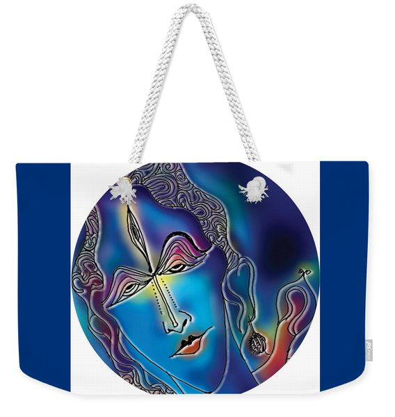 Enlightening Shiva Weekender Tote Bag