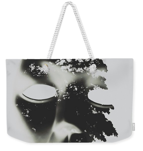 Enlightenment Within Weekender Tote Bag