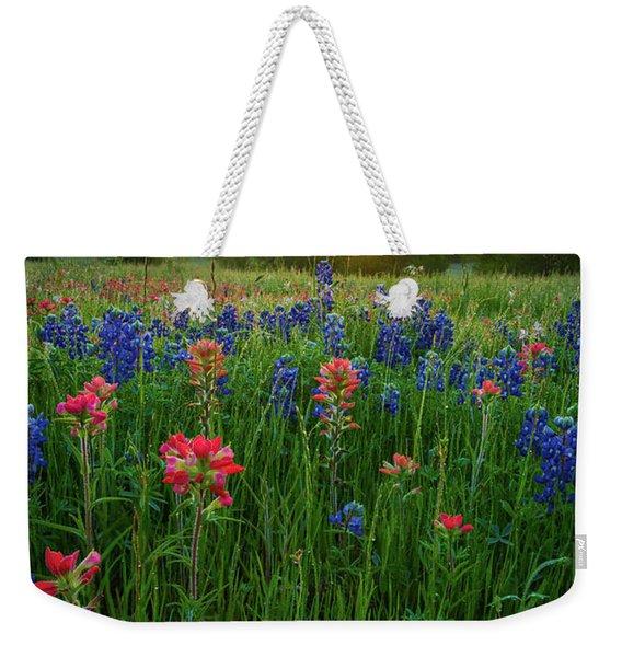 Ennis Twilight Weekender Tote Bag