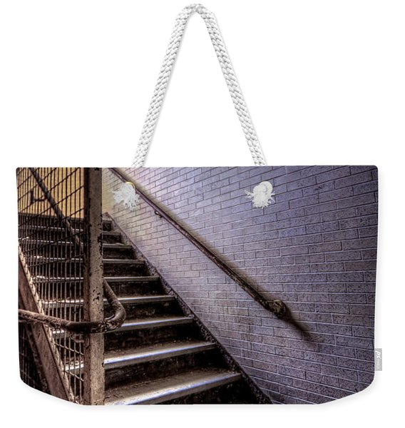 Enter The Darkness Weekender Tote Bag