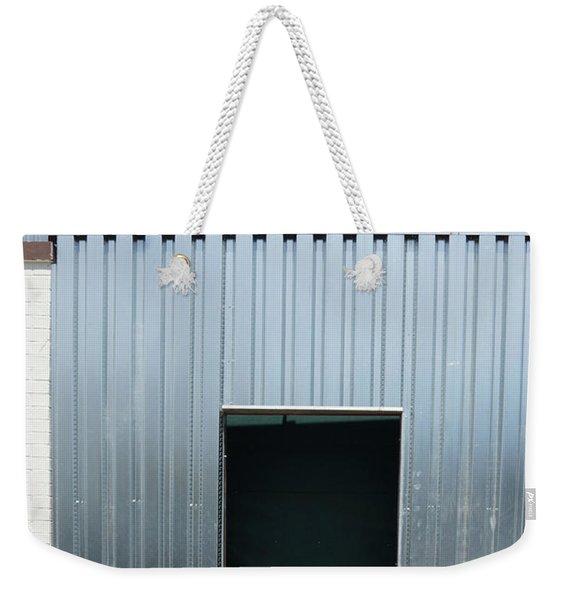 Enter The Twilight Zone Weekender Tote Bag