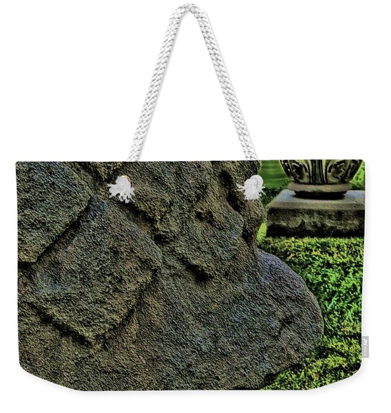 Enter Where You Are Welcomed Weekender Tote Bag
