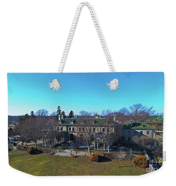 Eolia Mansion Weekender Tote Bag