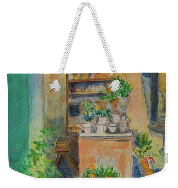 Epicure Weekender Tote Bag