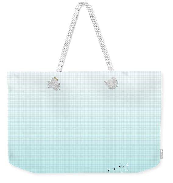 Equilibrio  Weekender Tote Bag