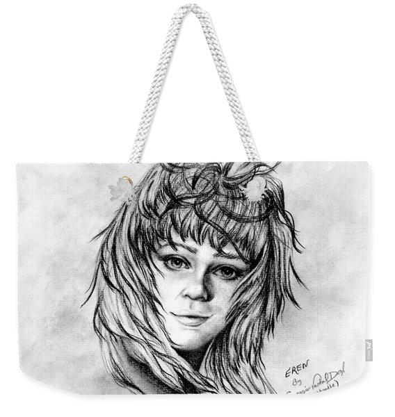 Eren Weekender Tote Bag
