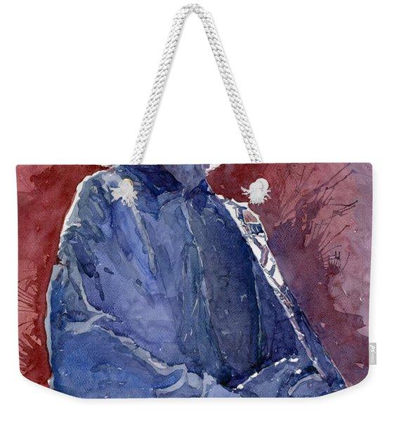 Eric Clapton 04 Weekender Tote Bag