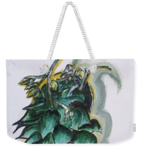 Erika's Spring Plant Weekender Tote Bag