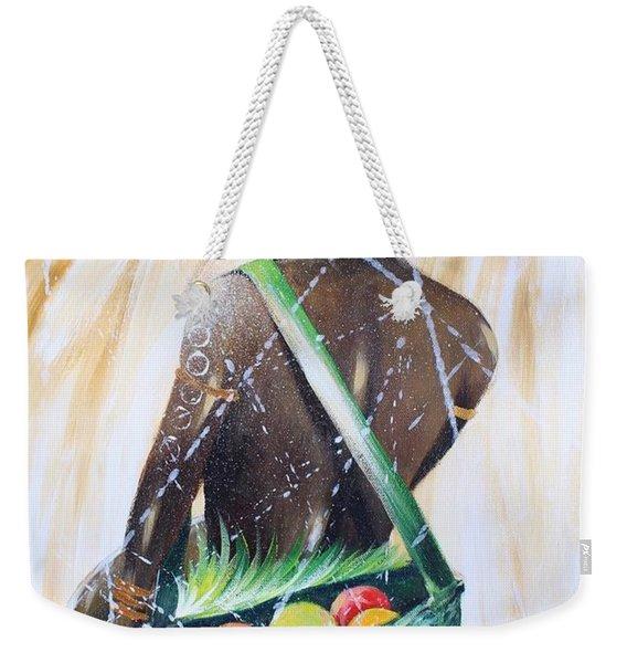 Eritrean Harvest Weekender Tote Bag