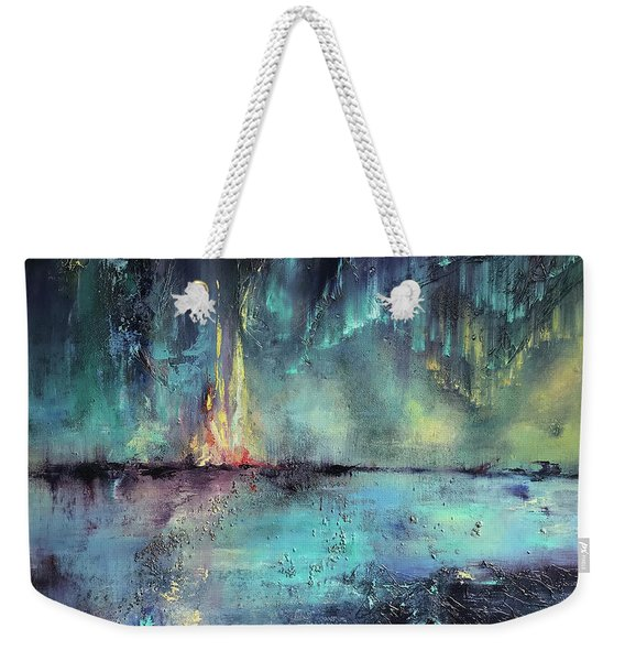 Erluption Weekender Tote Bag