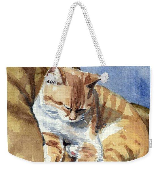 Ernesto Weekender Tote Bag
