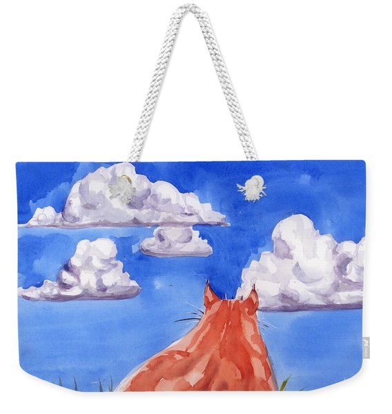 Ernesto's Dream Weekender Tote Bag