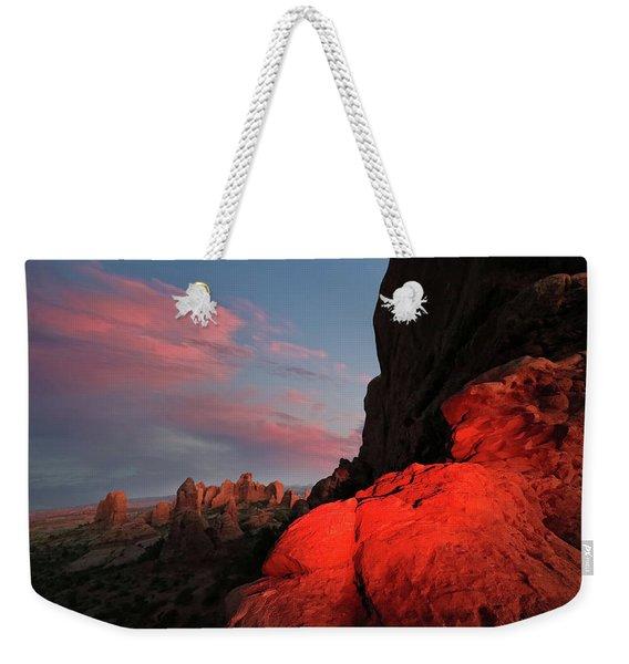 Erocktic Weekender Tote Bag