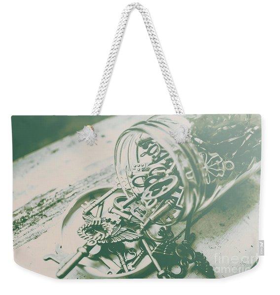 Escapade Weekender Tote Bag