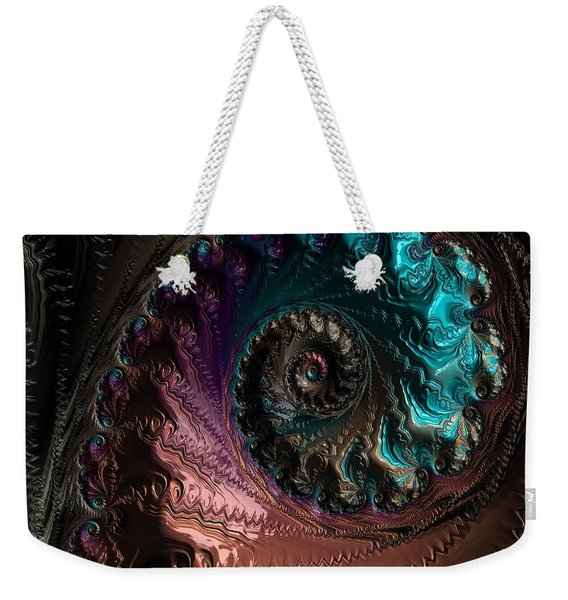 Escape Abstract Weekender Tote Bag