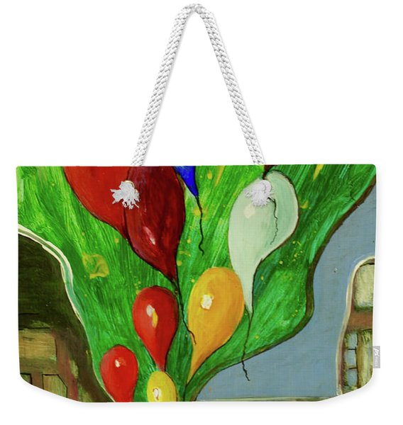 Escape Weekender Tote Bag