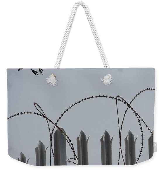 Escape To Freedom Weekender Tote Bag