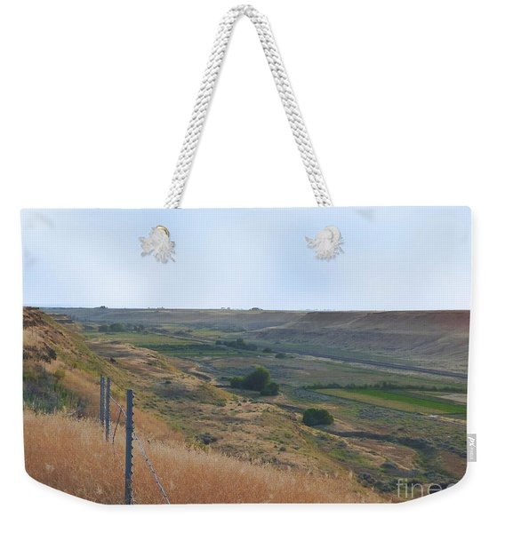 Esquatzel Coulee Weekender Tote Bag