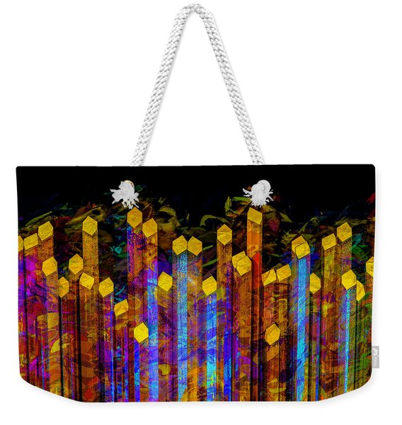 Essence De Lumiere Weekender Tote Bag