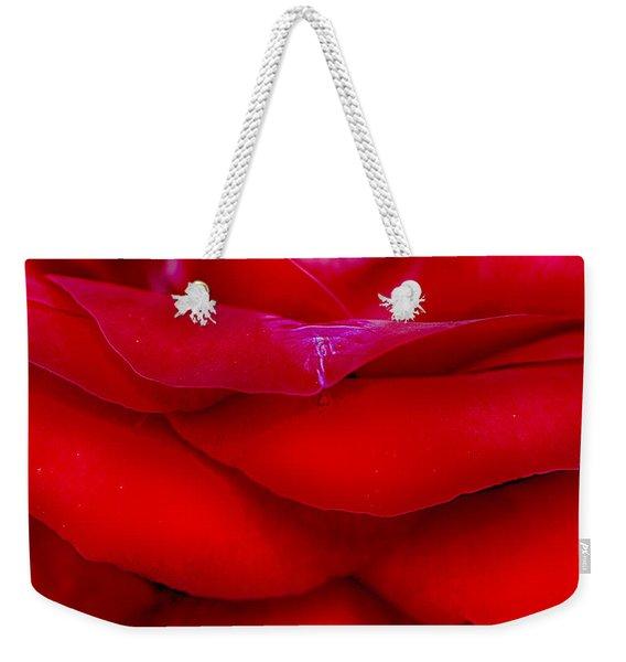 Essence Of Love Weekender Tote Bag