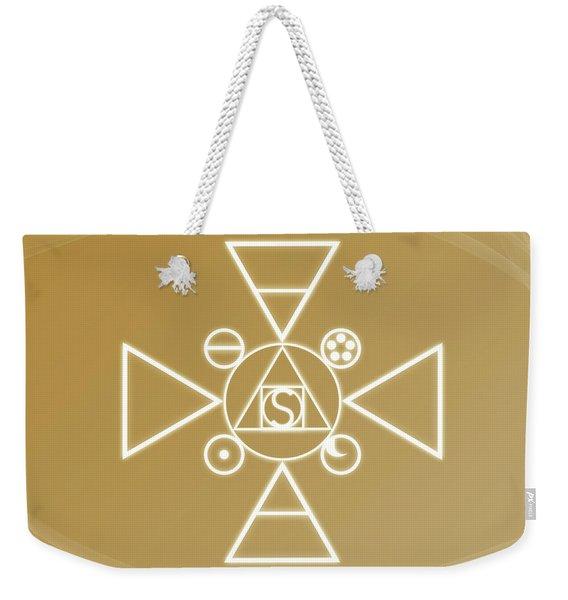Essence Of The Spirit Weekender Tote Bag