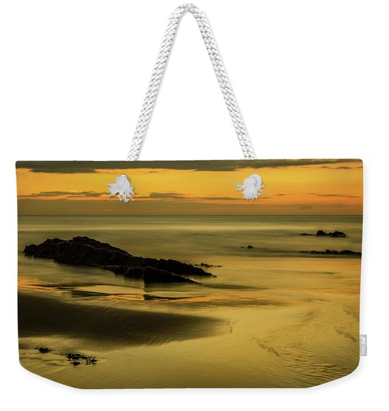 Weekender Tote Bag featuring the photograph Essentially Tranquil by Nick Bywater