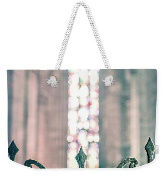 Eternal Light Weekender Tote Bag