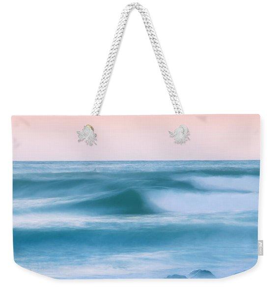 Eternal Motion Weekender Tote Bag