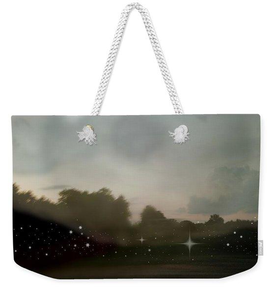 Eternal Perspective Weekender Tote Bag