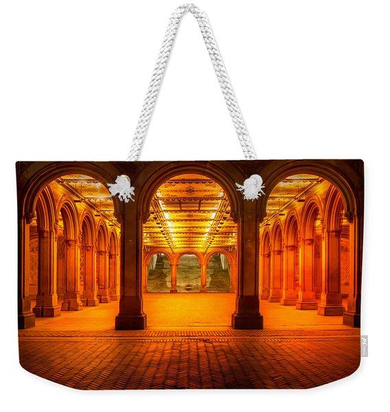 Eternal Spirit Weekender Tote Bag