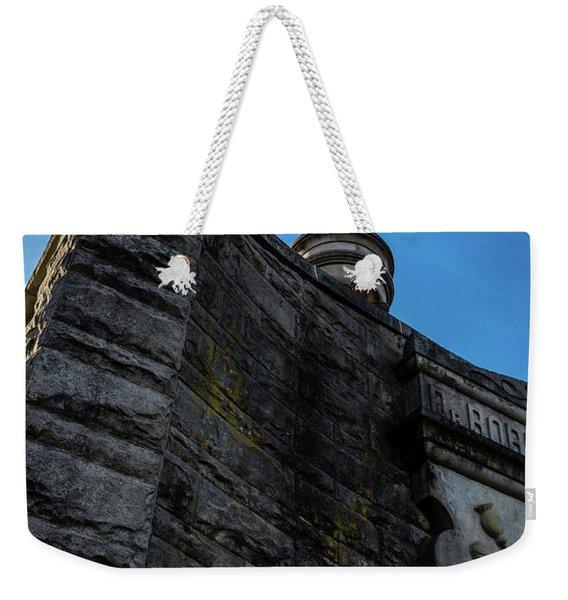 Eternal Stone Structure C Weekender Tote Bag