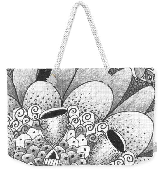 Eternally Weekender Tote Bag