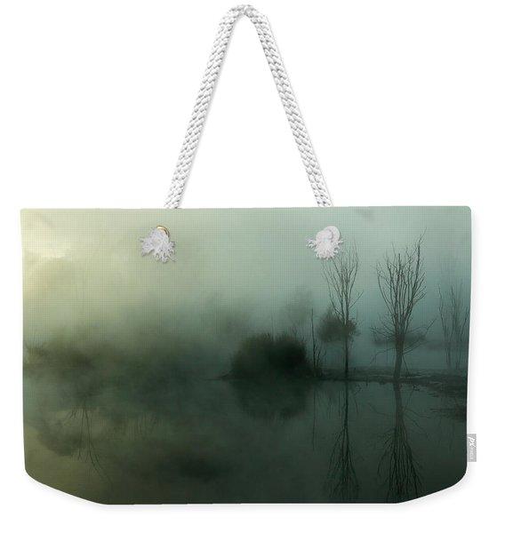 Ethereal Weekender Tote Bag