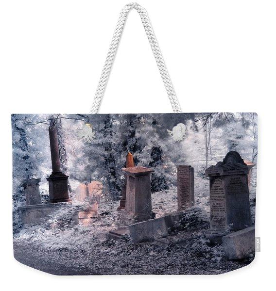 Ethereal Walk Weekender Tote Bag