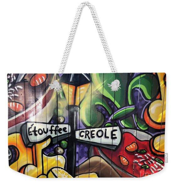 Etouffee Creole Weekender Tote Bag
