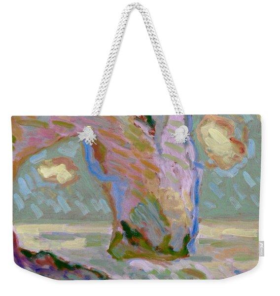 Etretat -1 Weekender Tote Bag