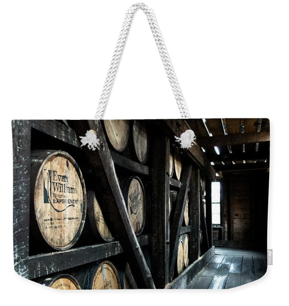 Evan Williams  Weekender Tote Bag