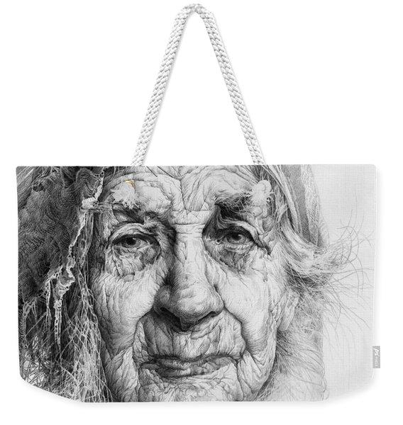 Eve. Series Forefathers Weekender Tote Bag