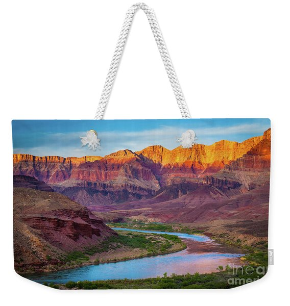 Evening At Cardenas Weekender Tote Bag