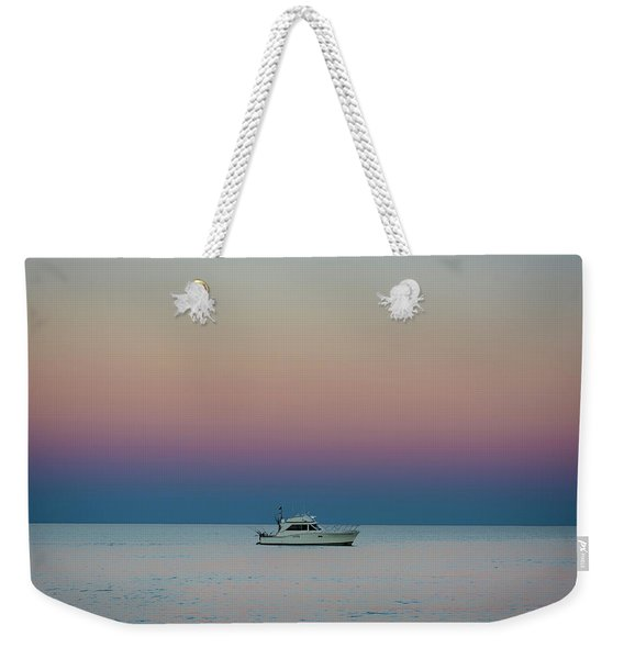 Evening Charter Weekender Tote Bag