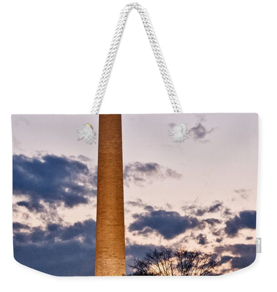 Evening Inspiration Weekender Tote Bag