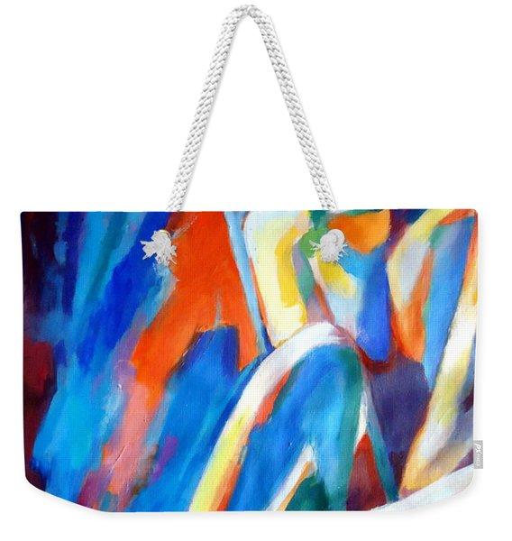 Evening Mood Weekender Tote Bag